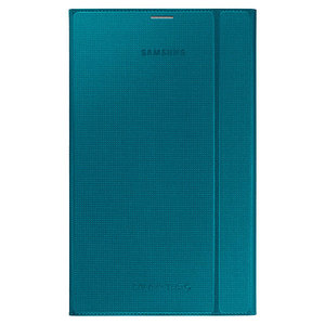 Book Cover SAMSUNG EF-BT700BLEGWW pentru Galaxy Tab S 8.4, Electric Blue