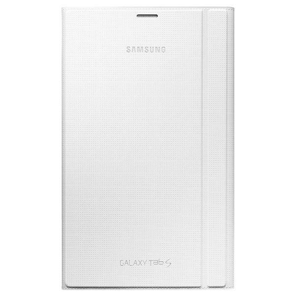 Book Cover SAMSUNG EF-BT700BWEGWW pentru Galaxy Tab S 8.4, alb