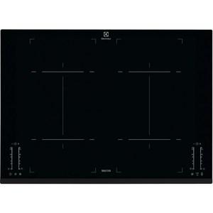 Plita incorporabila ELECTROLUX EHL7640FOK, inductie, 4 zone de gatit, 7400W, negru