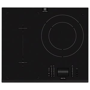 Plita incorporabila ELECTROLUX EHO6832FOG, inductie, 3 arzatoare, negru