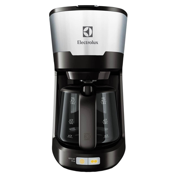 Cafetiera ELECTROLUX Creative Collection EKF5300, 1.4l, 1080W, inox