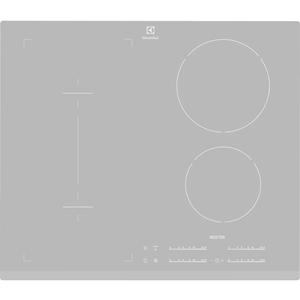 Plita incorporabila ELECTROLUX EHI6540FOS, inductie, 4 zone de gatit, argintiu