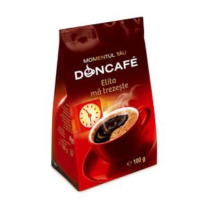 Cafea macinata DONCAFE Elita, 100gr
