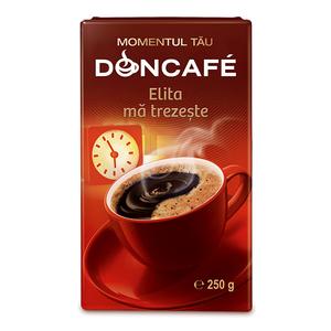 Cafea macinata DONCAFE Elita Vacuum 302111, 250gr