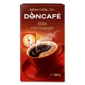 Cafea macinata DONCAFE Elita Vacuum 302112, 500gr