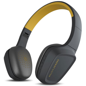 Casti ENERGY SISTEM Headphones 3, microfon, on ear, bluetooth, galben