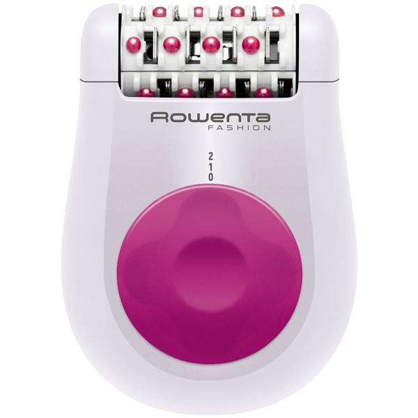 Epilator ROWENTA Fashion EP1030, retea, alb - roz