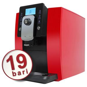 Espressor automat OURSSON AM6244/RD, 1.8l, 1400W, 19 bari, rosu