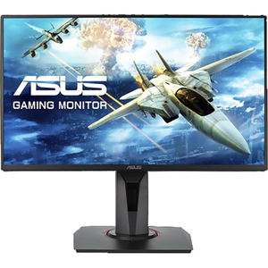 "Monitor LED TN Gaming ASUS VG258Q, 24.5"", Full HD, 144Hz, FreeSync, negru"