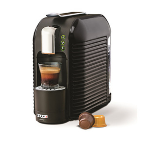 Espressor BEANZ Wave 303645, 1l, 19 bari, 1450W, negru