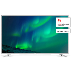 Televizor LED Smart Ultra HD 4K, 139cm, SHARP LC-55CUF8472ES