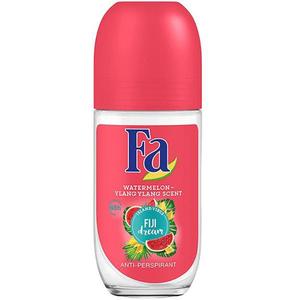 Deodorant roll-on FA Island Vibes Fiji Dream, pentru femei, 50ml