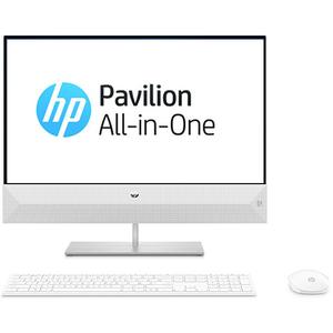 "Sistem All in One HP Pavilion 24-xa0000nq, 23.8"" Full HD, Intel Core i3-8100T 3.1GHz, 4GB, 1TB, NVIDIA GeForce GTX 1050 4GB, Free Dos"