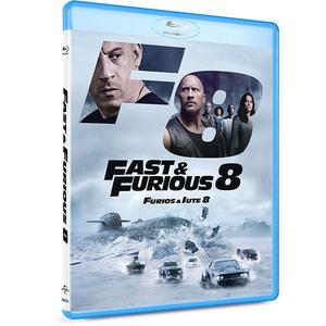 Furios si iute 8 Blu-ray