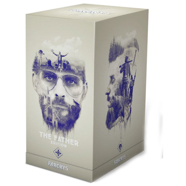 Far Cry 5: The Father Edition (Collector's Edition) PS4