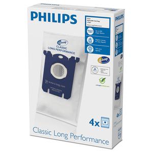 Set 4 saci de aspirator PHILIPS S-Bag FC8021/03
