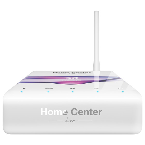 Centrala FIBARO Home Center Lite FGHCL, alb