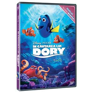 In cautarea lui Dory DVD