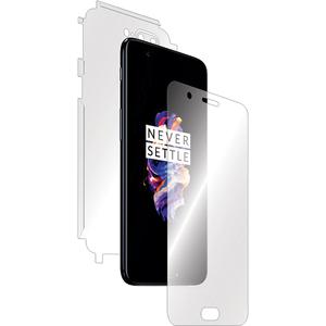 Folie protectie pentru OnePlus 5, SMART PROTECTION, fullbody, polimer, transparent