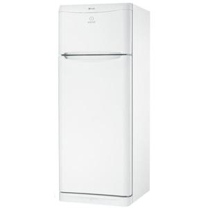 Frigider cu doua usi INDESIT TAA 5, Low Frost, 416 l, H 180 cm, Clasa A+, alb