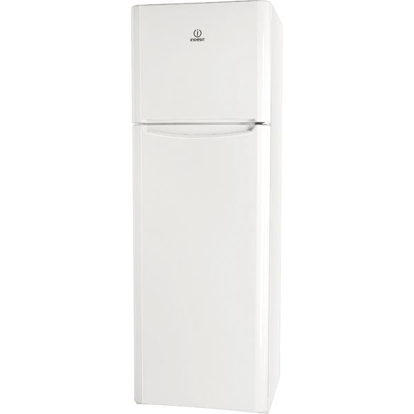 Frigider cu 2 usi INDESIT TIAA 12, 306 l, 175 cm, A+, alb