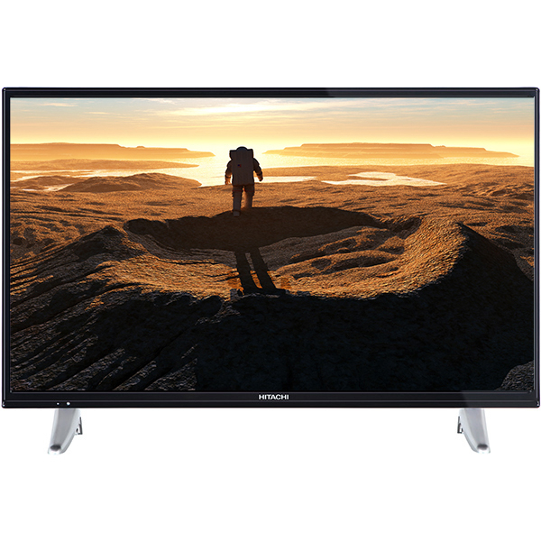 Televizor LED Smart Full HD, 101cm, HITACHI 40HB6T62K