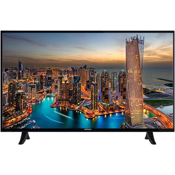 Televizor LED Smart Ultra HD 4K, 125 cm, HITACHI 50HK5000