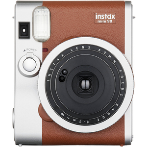 Camera Instax FUJI 90 Mini, Brown