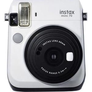 Camera foto instant FUJI Instax Mini 70, alb