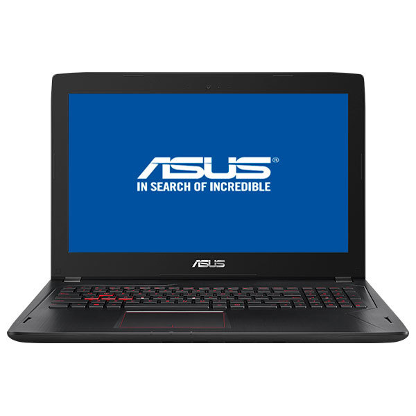 "Laptop ASUS FX502VM-FY293, Intel® Core™ i7-7700HQ pana la 3.8GHz, 15.6"" Full HD, 8GB, 1TB, NVIDIA GeForce GTX 1060 3GB, Endless"