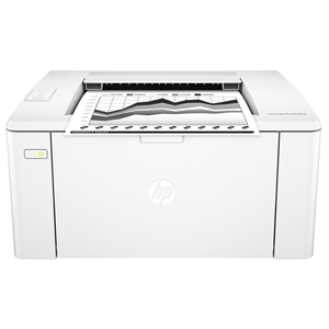 Imprimanta laser monocrom HP LaserJet Pro M102a, A4, USB, alb