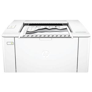 Imprimanta laser monocrom HP LaserJet Pro M102w, A4, USB, Wi-Fi, alb