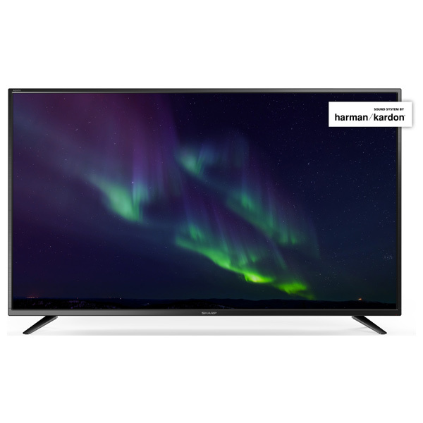 Televizor LED Smart Ultra HD 4K, 123 cm, SHARP LC-49CUG8052E