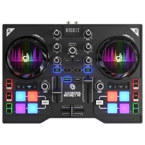 Consola DJ INDEPENDENTE Hercules Control Instinct P8