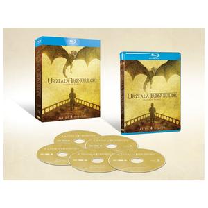 Urzeala Tronurilor Sezonul 5 Blu-ray
