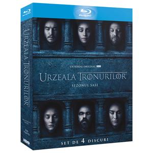 Urzeala tronurilor Sezonul 6 Blu-ray