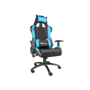 Scaun gaming NATEC Genesis Nitro 550, albastru