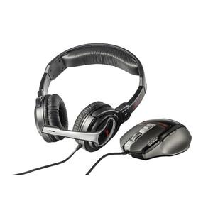 Kit Gaming casti si mouse TRUST  GXT 249, negru