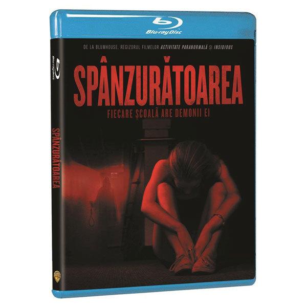 Spanzuratoarea Blu-ray