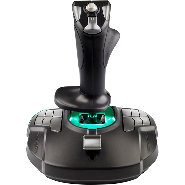 Joystick PC Thrustmaster THT T  16000M, negru + Joc Elite