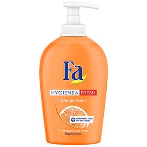 Sapun lichid FA Hygiene & Fresh Orange, efect antibacterian, 250ml
