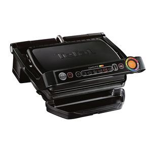 Gratar electric TEFAL OptiGrill+ GC714812, 2000 W, 6 programe automate, negru