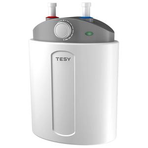 Boiler electric TESY Compact Flat GCU 0615 M01 RC, 5.3l, 1500W, alb