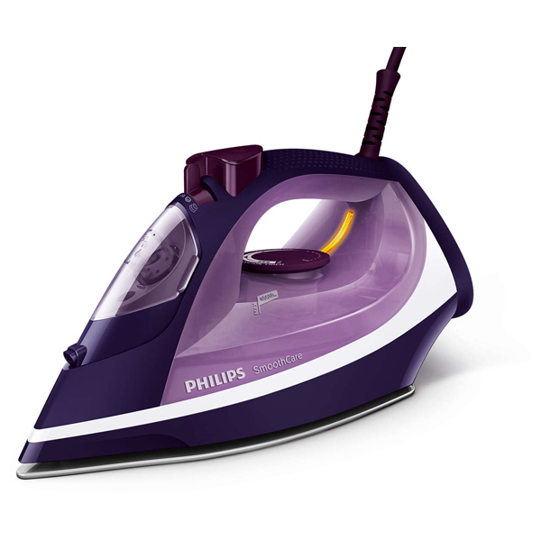 Fier de calcat PHILIPS SmoothCare GC3584/30, SteamGlide Ceramic, 2600W, mov