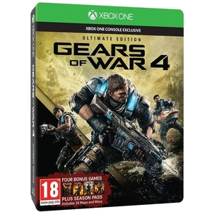 Gears of War 4: Ultimate Edition Xbox One