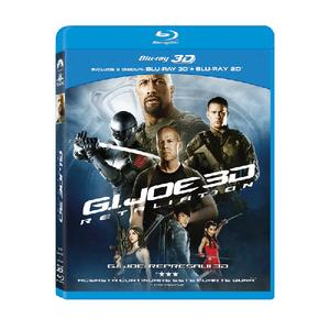 G.I.Joe Represalii Blu-ray 3D