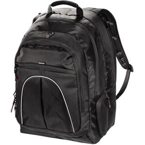 """Rucsac laptop HAMA Viena 23739, 17.3"""", textil, negru"""