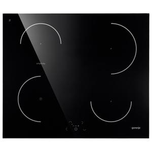 Plita incorporabila GORENJE Simplicity II IT612SY2B, inductie, 4 zone de gatit, negru