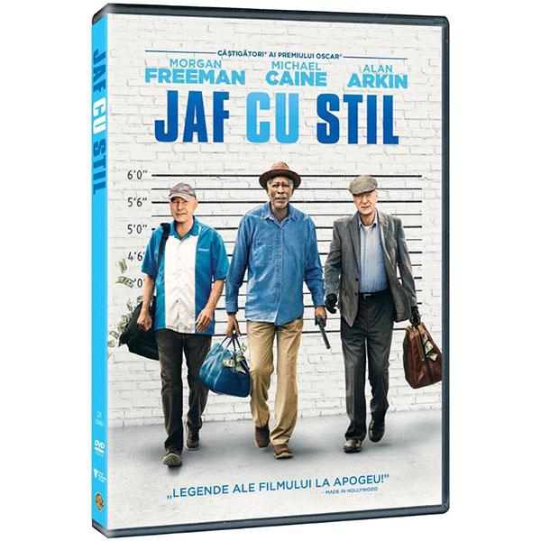 Jaf cu stil DVD