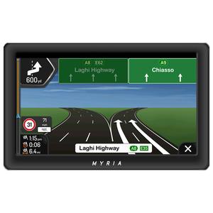 Sistem de navigatie GPS MYRIA GPS-M7014, LCD, 7inch, 4GB